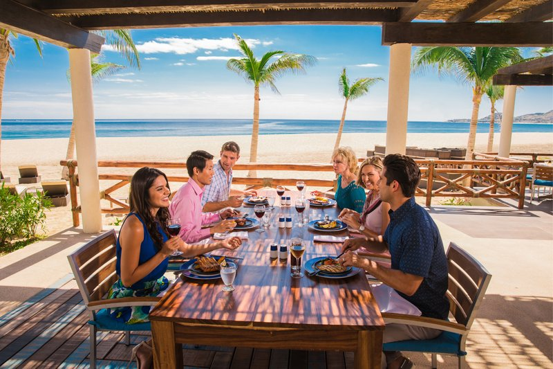 Hyatt Ziva Los Cabos - La Hacienda Group Dining <br/>Image from Leonardo
