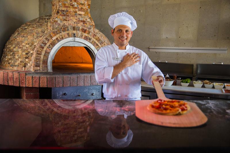 Hyatt Ziva Los Cabos - Zaffiro Classic Italian Restaurant <br/>Image from Leonardo