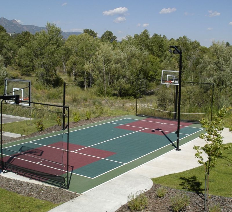 Staybridge Suites Colorado Springs North-Have fun on our Sports Court at the Staybridge Suites <br/>Image from Leonardo