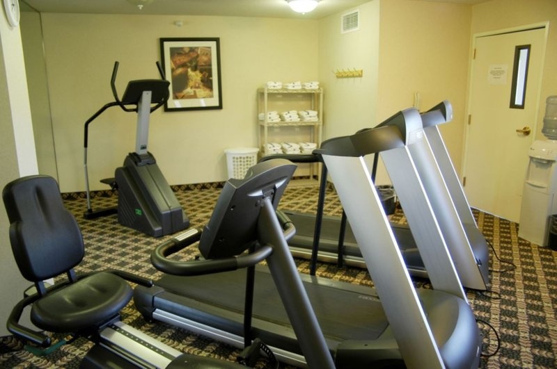 Staybridge Suites Colorado Springs North-Head down to the fitness center at the Staybridge Suites!<br/>Image from Leonardo