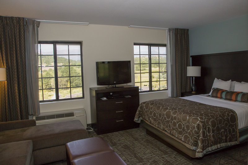 Staybridge Suites Colorado Springs North-Gorgeous views of Pikes Peak at the Staybridge Suites<br/>Image from Leonardo
