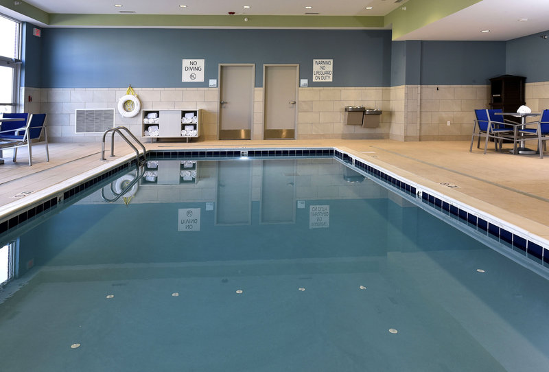 Holiday Inn Express And Suites Madisonville-Indoor Heated Pool<br/>Image from Leonardo