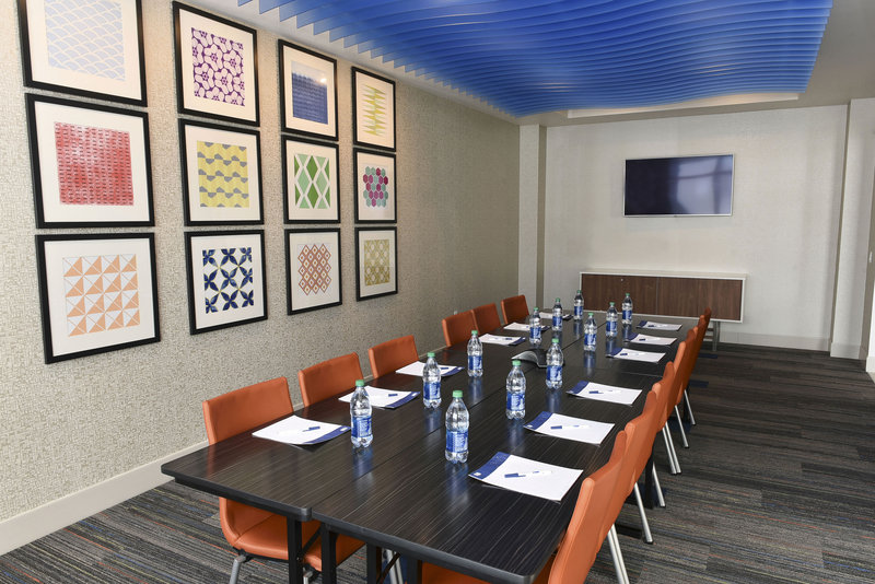 Holiday Inn Express And Suites Madisonville-Meeting Room<br/>Image from Leonardo