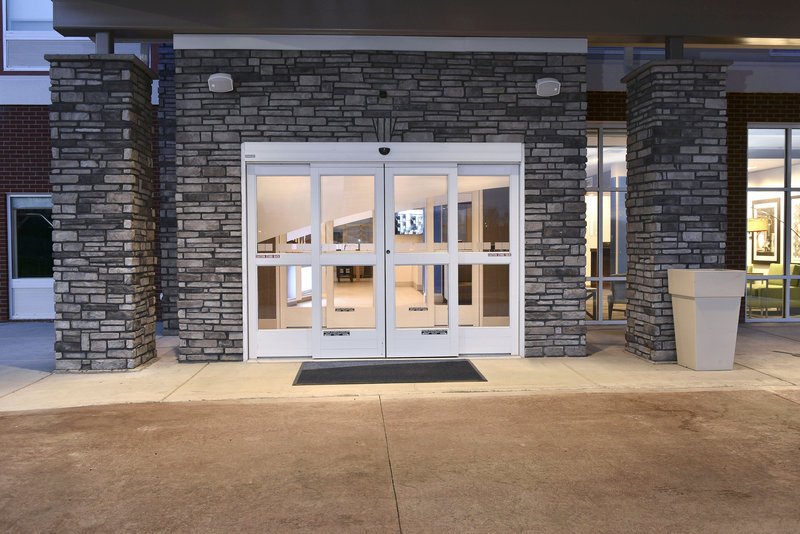 Holiday Inn Express And Suites Madisonville-Hotel Entrance<br/>Image from Leonardo