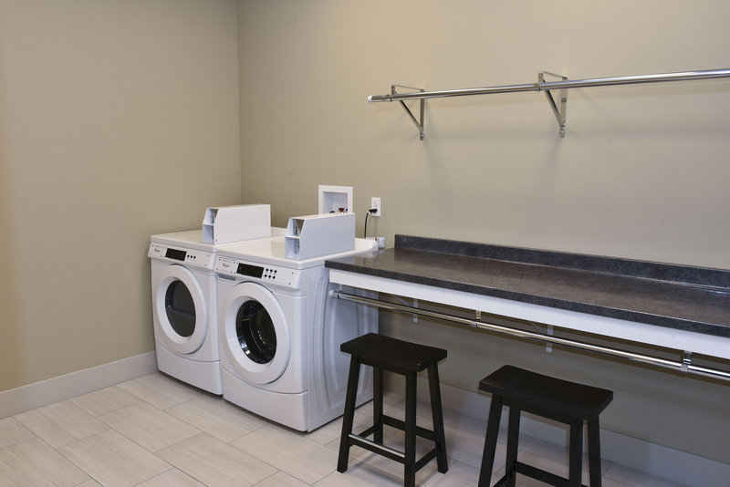 Holiday Inn Express And Suites Madisonville-Guest Laundry Facilities <br/>Image from Leonardo