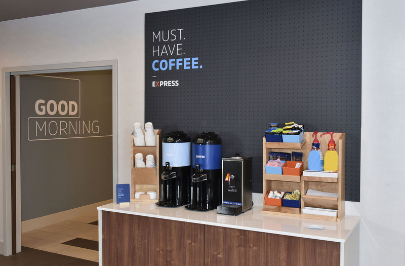 Holiday Inn Express And Suites Madisonville-Coffee Station<br/>Image from Leonardo