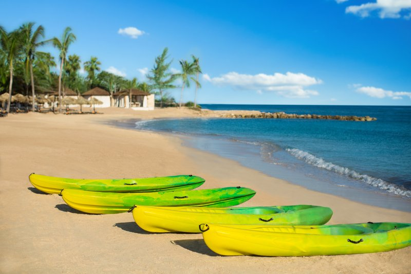 Hyatt Ziva Rose Hall - Water Sports Kayak <br/>Image from Leonardo