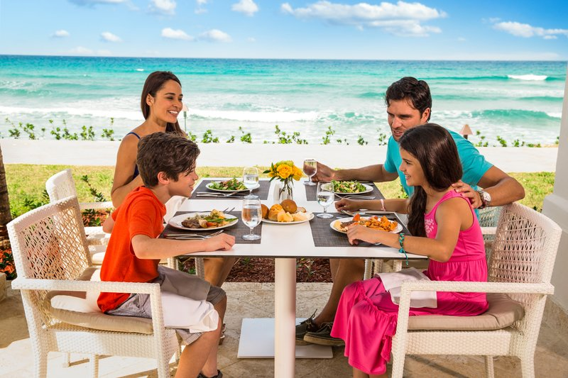 Hyatt Ziva Rose Hall - Beachfront Dining At Choicez Buffet <br/>Image from Leonardo