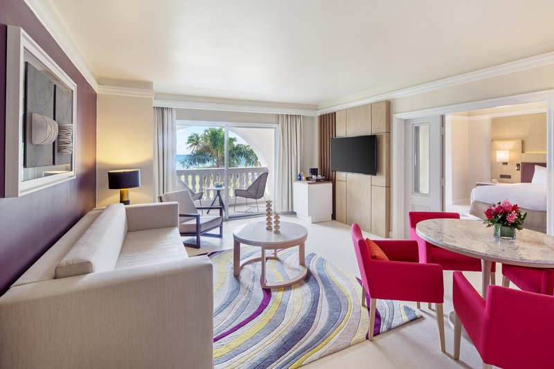 Hyatt Ziva Rose Hall - One Bedroom Ocean View Butler Suite <br/>Image from Leonardo
