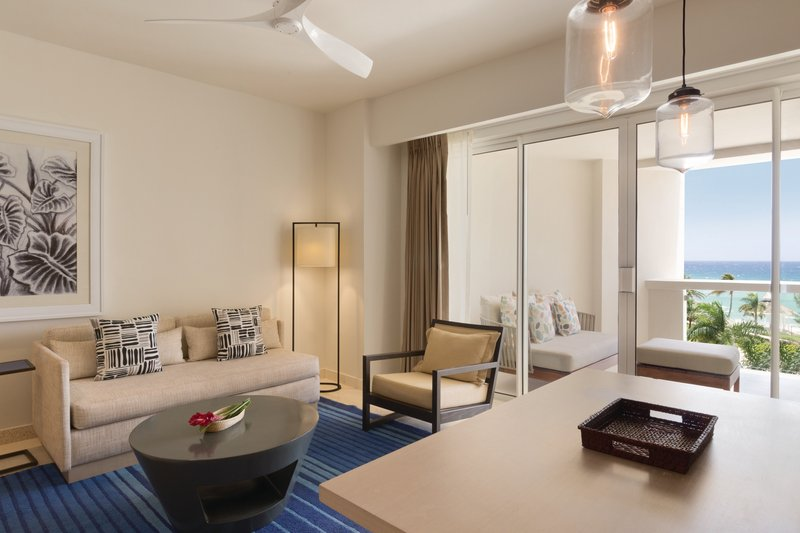 Hyatt Ziva Rose Hall - Ocean View Butler Junior Suite <br/>Image from Leonardo