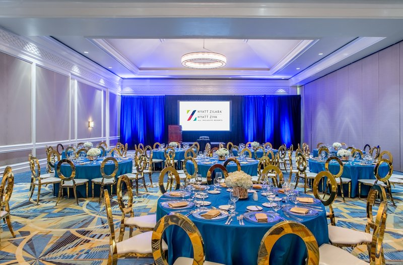 Hyatt Ziva Rose Hall - Meetings Ballroom <br/>Image from Leonardo