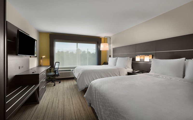 Holiday Inn Express Lake Park-Queen Bed Guest Room<br/>Image from Leonardo