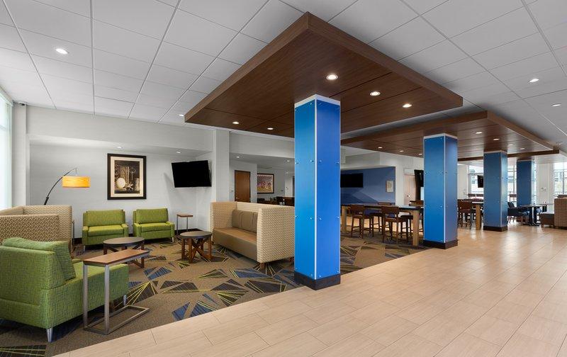Holiday Inn Express Lake Park-Hotel Lobby<br/>Image from Leonardo