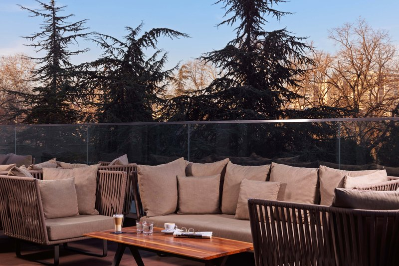 Metropol Palace Belgrade; a Luxury Collection Hotel-44 Garden<br/>Image from Leonardo