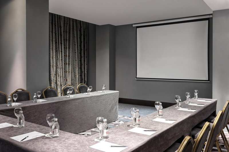 Metropol Palace Belgrade; a Luxury Collection Hotel-Plato Room - U-Shape Meeting<br/>Image from Leonardo