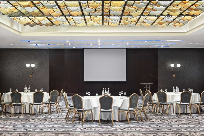 Metropol Palace Belgrade; a Luxury Collection Hotel-Ivo Andric Ballrom - Banquet<br/>Image from Leonardo