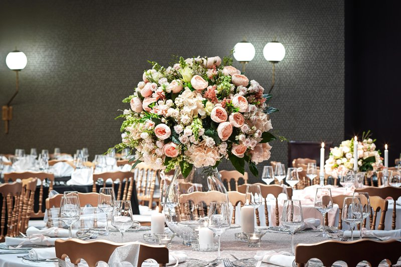 Metropol Palace Belgrade; a Luxury Collection Hotel-Wedding Reception<br/>Image from Leonardo