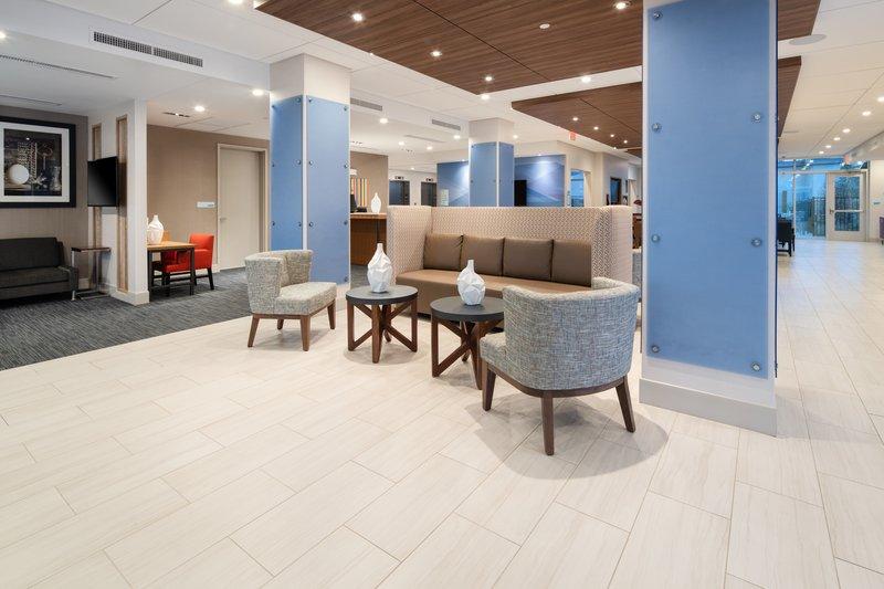 Holiday Inn Express & Suites Murrieta-Hotel Lobby<br/>Image from Leonardo