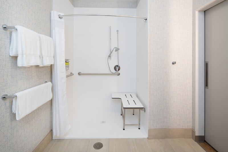 Holiday Inn Express & Suites Murrieta-Guest Bathroom<br/>Image from Leonardo