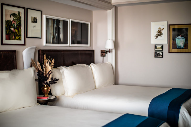 Park MGM Las Vegas-Classic Queen Bed<br/>Image from Leonardo