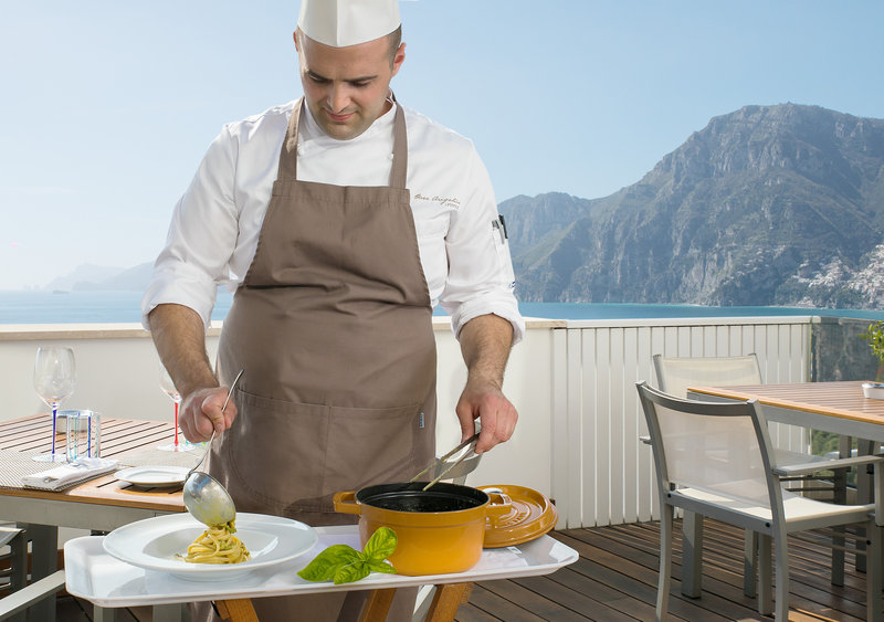 Casa Angelina-Seascape Terrace Chef Peppe<br/>Image from Leonardo