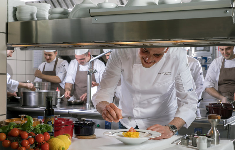 Casa Angelina-Chef In The Kitchen<br/>Image from Leonardo