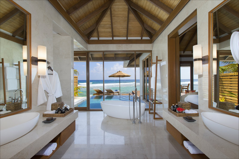 Anantara Veli - Anantara_Veli_Maldives_Resort_Guest_Room_Ocean_Pool_Bungalow_Bathroom <br/>Image from Leonardo