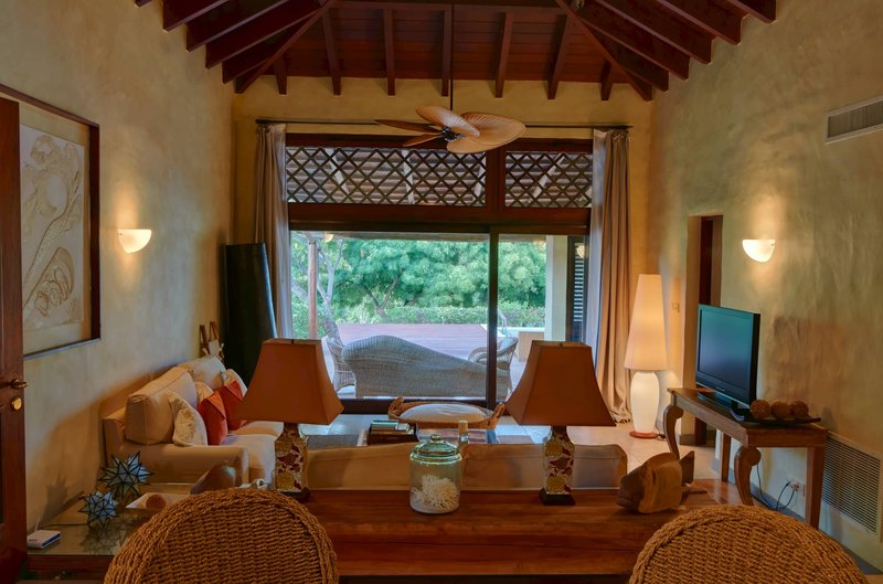 Young  Island  Resort-Carenage Suite Separate Living Room<br/>Image from Leonardo