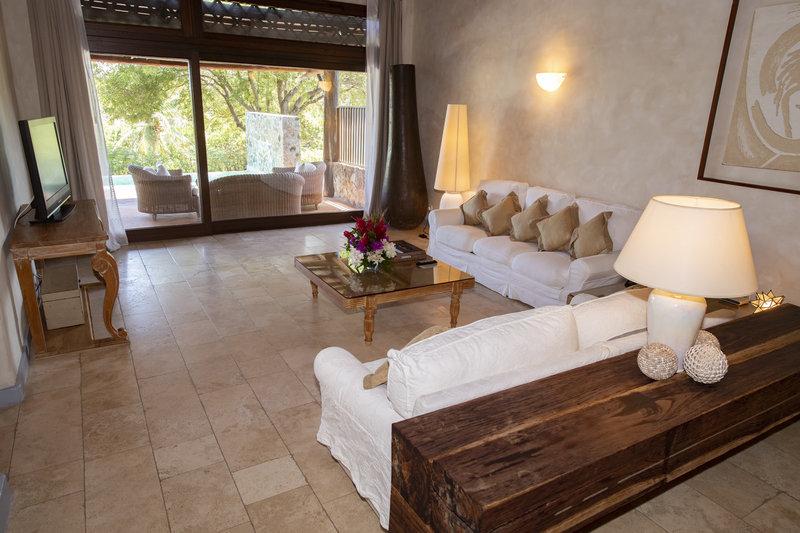 Young  Island  Resort-Carenage Suite Living Room<br/>Image from Leonardo