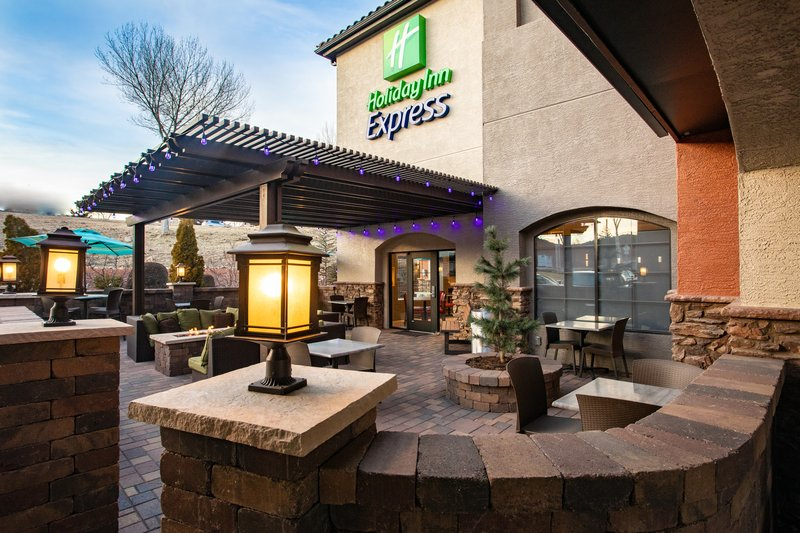 Holiday Inn Express Prescott-Hotel Exterior<br/>Image from Leonardo