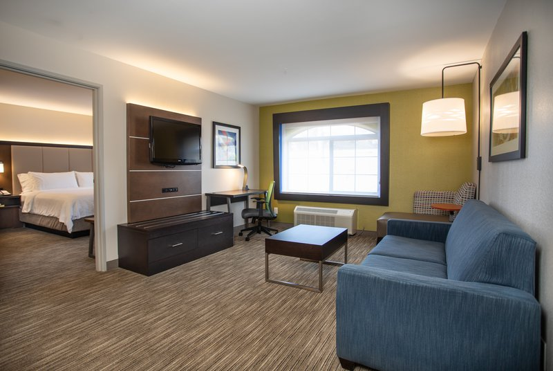 Holiday Inn Express Prescott-Guest Room<br/>Image from Leonardo