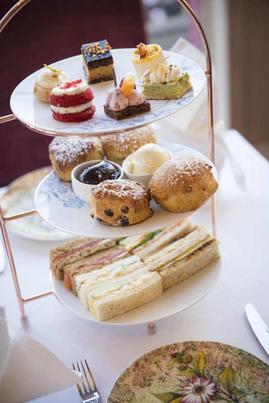 Amba Charing Cross-Afternoon Tea<br/>Image from Leonardo