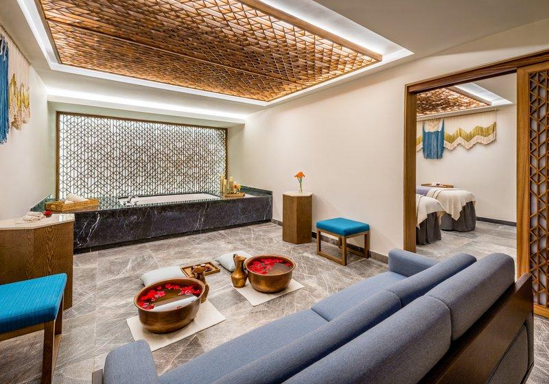 Hyatt Zilara Cancun - Zen Spa Presidential Suite Hot Tub <br/>Image from Leonardo
