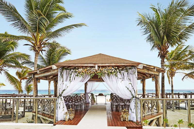 Hyatt Zilara Cancun - Wedding <br/>Image from Leonardo
