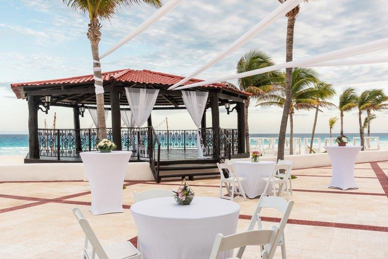 Hyatt Zilara Cancun - Weddings Terraza Gazebo <br/>Image from Leonardo