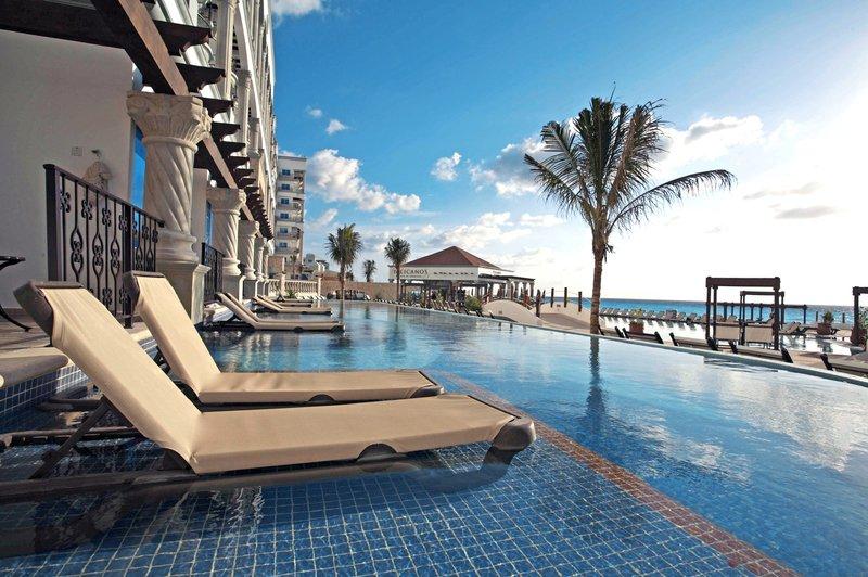 Hyatt Zilara Cancun - Swim Up Suites Exterior <br/>Image from Leonardo