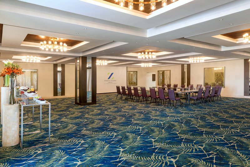 Hyatt Zilara Cancun - Laguna Ballroom Ushape Setup <br/>Image from Leonardo