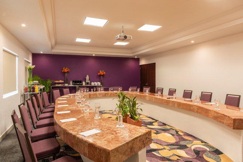 Hyatt Zilara Cancun - Executive Boardroom Ushape Setup <br/>Image from Leonardo