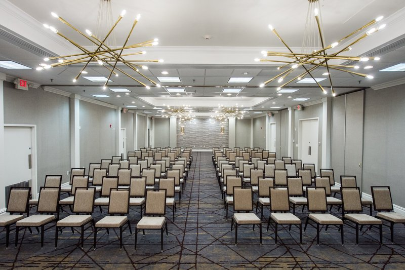 Crowne Plaza Edison-2475 Square Foot Ballroom<br/>Image from Leonardo