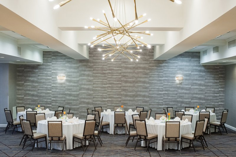 Crowne Plaza Edison-3060 Square Foot Ballroom<br/>Image from Leonardo
