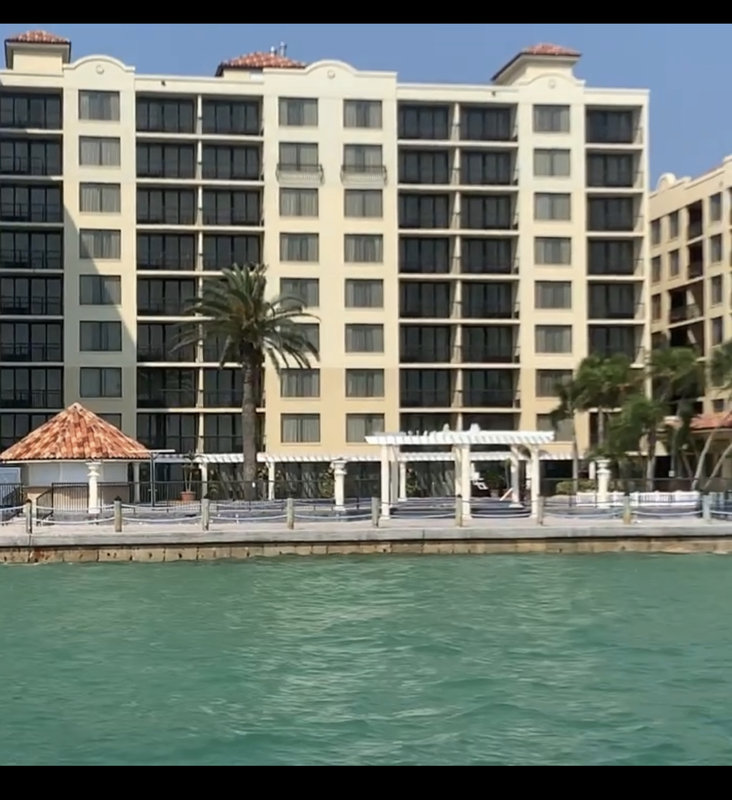 HOLIDAY INN HOTEL AND SUITES CLEARWATER BEACH-Located right on the Gulf of Mexico <br/>Image from Leonardo