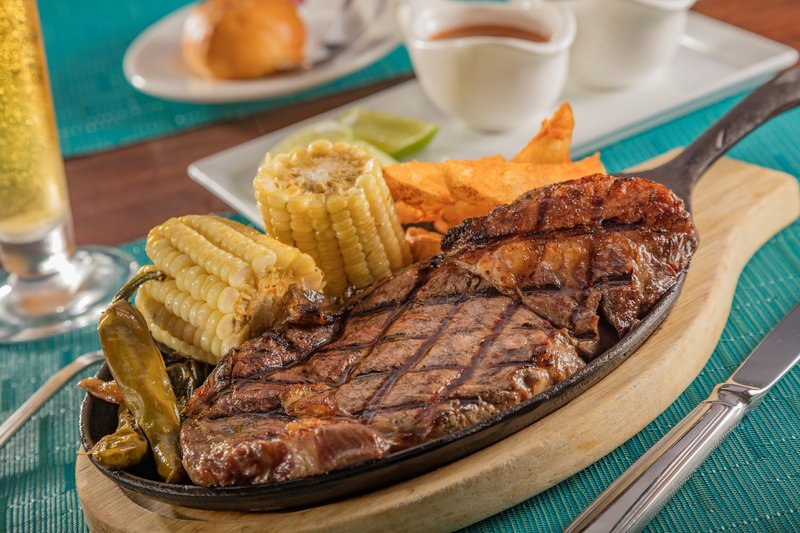 Holiday Inn Express Puebla-Menu Item<br/>Image from Leonardo