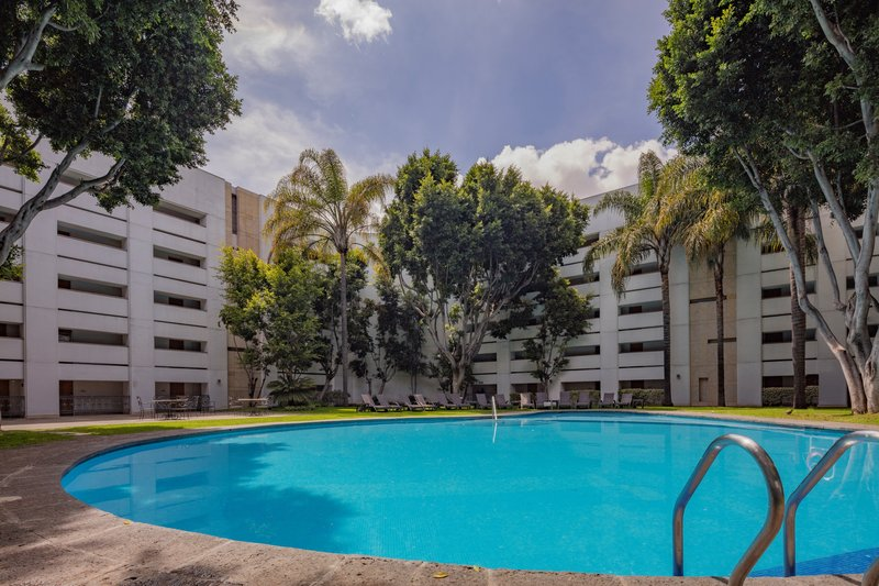 Holiday Inn Express Puebla-Swimming Pool<br/>Image from Leonardo