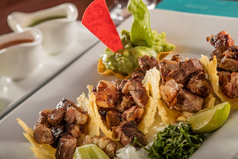 Holiday Inn Express Puebla-Tacos<br/>Image from Leonardo