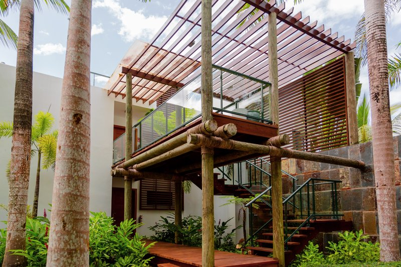 Sublime Samana Hotel & Residences-Casita entrance<br/>Image from Leonardo
