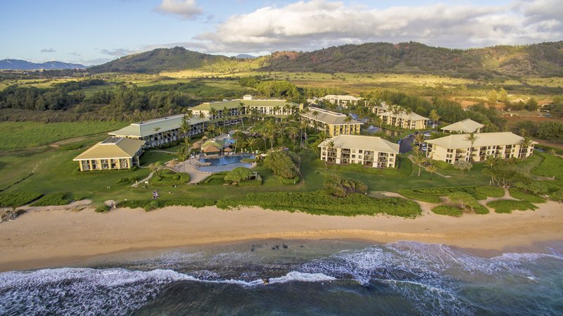 Kauai Beach Resort-KauaiBeachResort-Exterior-Aerial<br/>Image from Leonardo