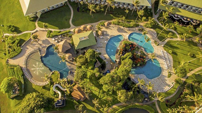 Kauai Beach Resort-KauaiBeachResort-Exterior-Aerial-2<br/>Image from Leonardo