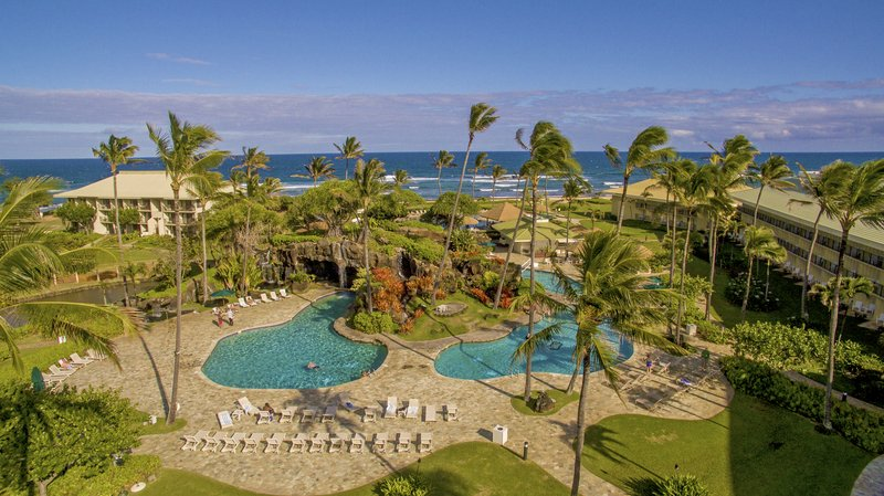 Kauai Beach Resort-KauaiBeachResort-Exterior-Pools<br/>Image from Leonardo