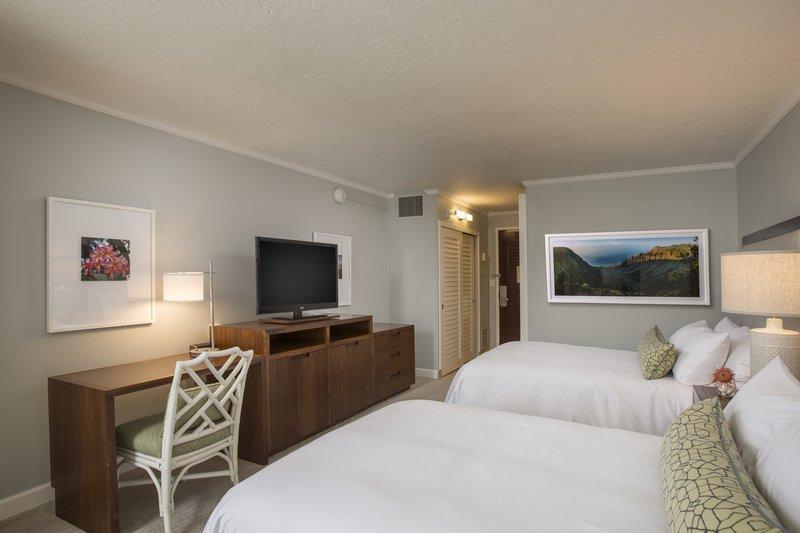 Kauai Beach Resort-Kauai Beach Resort Deluxe Room Doubles<br/>Image from Leonardo
