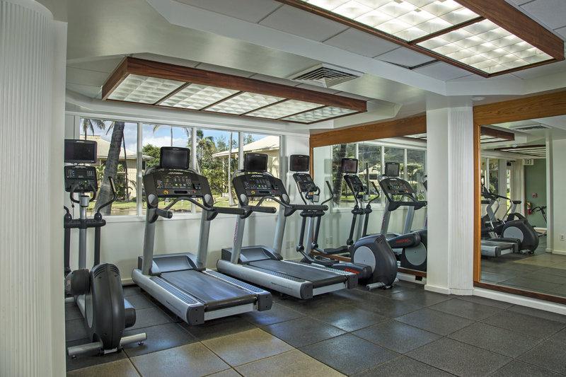 Kauai Beach Resort-KauaiBeachResort-FitnessRoom<br/>Image from Leonardo